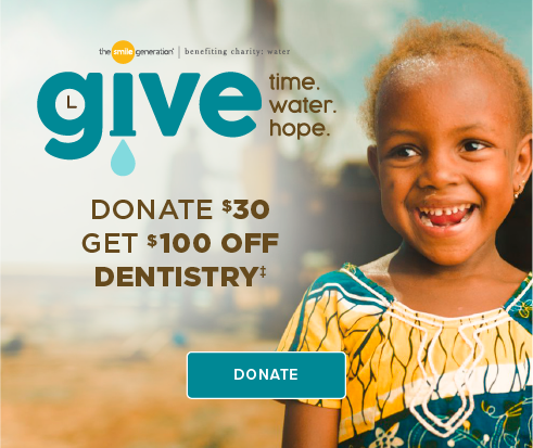Donate $30, Get $100 Off Dentistry - Pinole Modern Dentistry